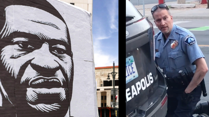 Drame de Minneapolis : qui sont George Floyd et Derek Chauvin ?