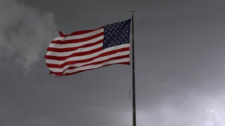 Drapeau américain (image d'illustration).