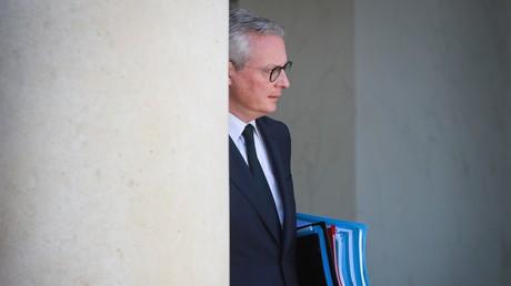 Bruno Le Maire le 27 mai 2020.