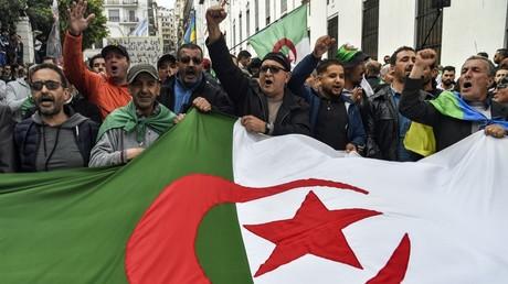 L'Algérie a récemment rappelé son ambassadeur à Paris après la diffusion de documentaires sur le Hirak. Image d'archive du 6 mars 2020.