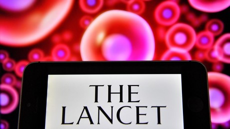 Le Lancet est sous le feu des critiques depuis une étude controversée sur l'hydroxychloroquine (image d'illustration).