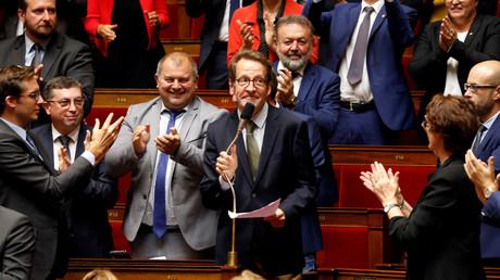 Sévère sur la compétence de ses collègues LREM, Gilles Le Gendre risque de ne pas se faire que des amis après sa proposition de remaniement (image d'illustration).