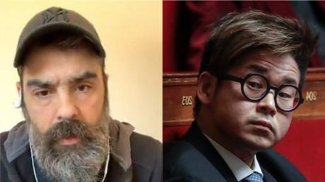 Provoqué sur Twitter, le Gilet jaune Rodrigues convie le député Son-Forget à un débat en direct
