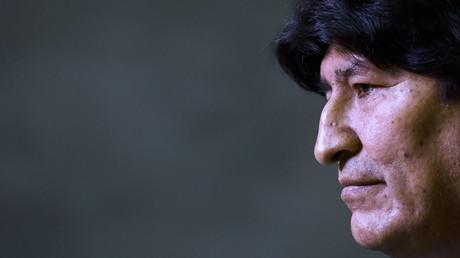 Evo Morales, ex-président de la Bolivie (image d'illustration).