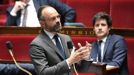 Edouard Philippe s'exprime à l'Assemblée nationale le 9 juin (image d'illustration).