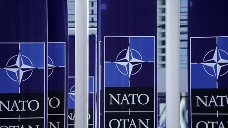 La France dénonce des manœuvres «extrêmement agressives» de la part de la Turquie et appelle l'Otan à réagir. (Image d'illustration du 20 novembre 2019 à Bruxelles)