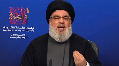 Hassan Nasrallah, chef du Hezbollah (image d'illustration).