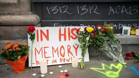 Le mémorial dédié à l'homme tué par les tirs, le 20juin 2020 à Seattle, aux Etats-Unis (image d'illustration).