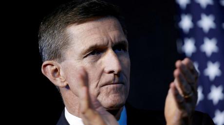 L'ancien conseiller à la sécurité nationale Michael Flynn.