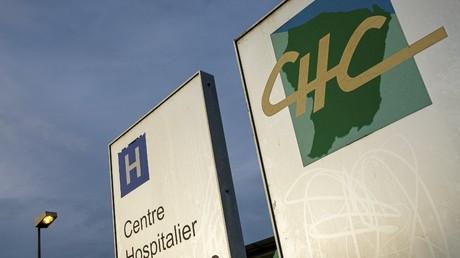 L'hôpital de Cayenne, Guyane, le 20 juin 2020 (Image d'illustration).