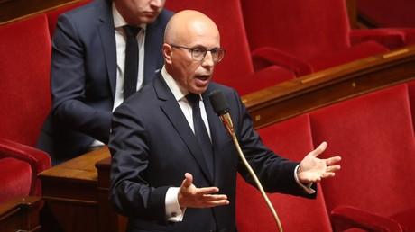 Le député LR Eric Ciotti.