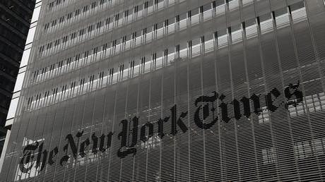 Locaux du New York Times, à New York (image d'illustration).