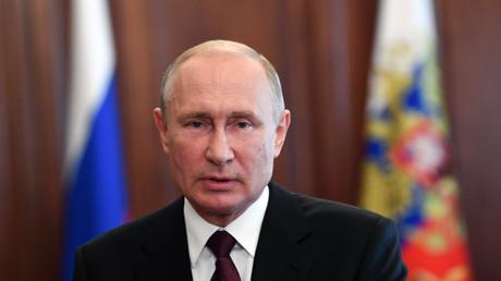 Vladimir Poutine, le 27 juin 2020 (image d'illustration).