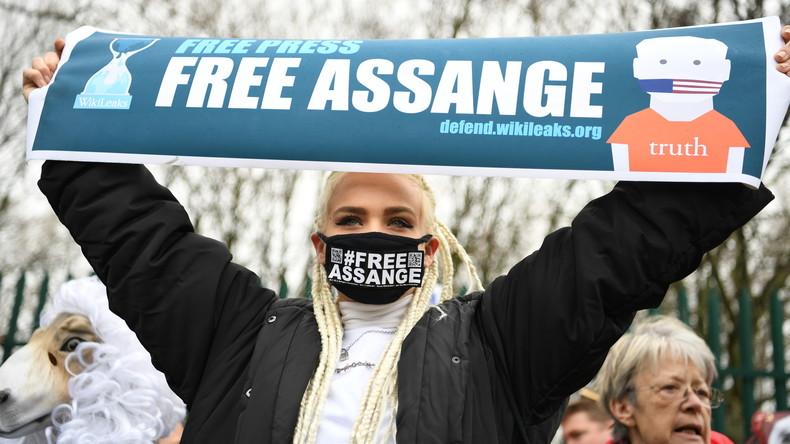 40 organisations demandent la libération immédiate de Julian Assange au gouvernement britannique