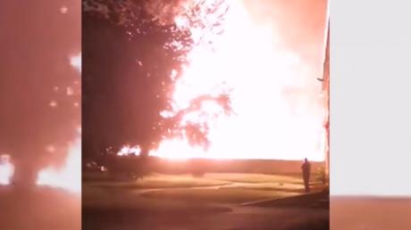 Plancoët : incendie et série de puissantes explosions dans un supermarché en pleine nuit
