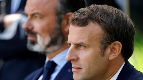 Emmanuel Macron et Edouard Philippe le 29 juin 2020 à l'Elysée (image d'illustration).