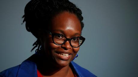 L'ancienne porte-parole du gouvernement français Sibeth Ndiaye le 17 juin 2020 (image d'illustration).