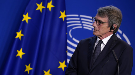 «Davantage de pouvoirs» pour l'UE : le président du Parlement européen prône «une nouvelle Europe»