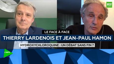 Le face-à-face - Hydroxychloroquine : un débat sans fin ?