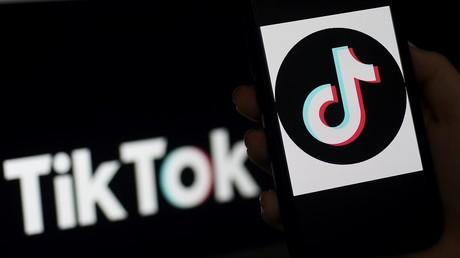 Les Etats-Unis réfléchissent à une interdiction de l'application chinoise TikTok. (Image d'illustration).