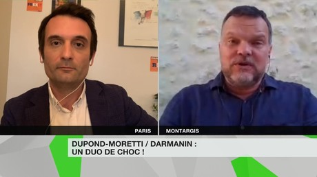 Le débat politique - Dupond-Moretti / Darmanin : un duo de choc ?