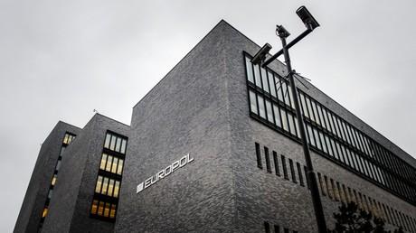 Le siège d'Europol à La Haye (Pays-Bas).