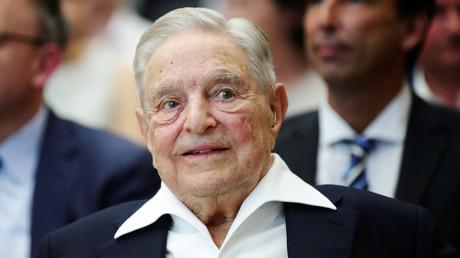 Le milliardaire George Soros.