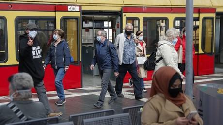 Berlin, le 27 avril 2020. (Image d'illustration).