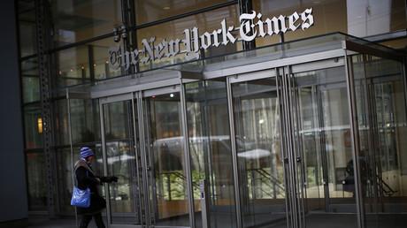 «L'autocensure est devenue la norme» : une éditorialiste claque la porte du New York Times