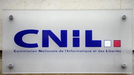 La CNIL (Commission Nationale de l'Informatique et des Libertés). (Image d'illustration).