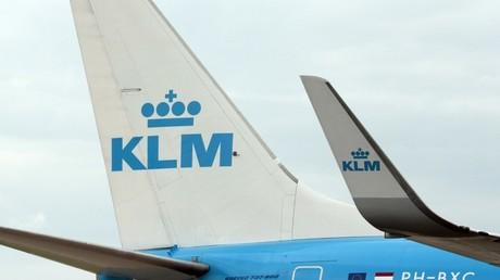 KLM mis en cause après avoir contraint la voisine d'un juif orthodoxe à changer de place