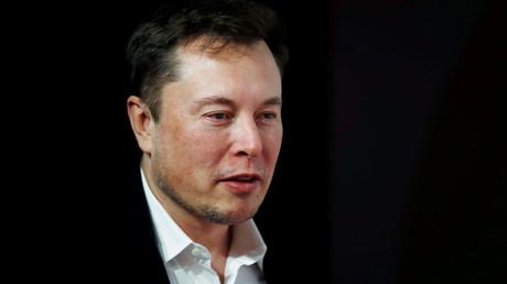 Elon Musk, PDG de la société SpaceX et directeur général de Tesla (image d'illustration).