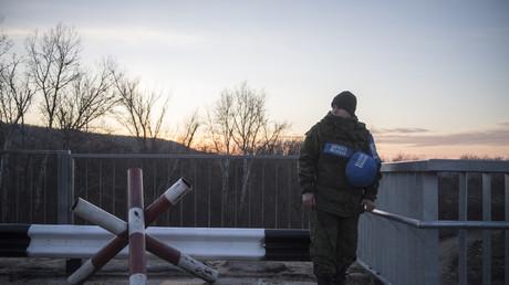 Membre du Centre commun de contrôle et de coordination du cessez-le-feu dans le sud-est de l'Ukraine, décembre 2019
