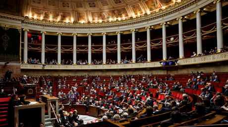 L'Assemblée nationale le 9 novembre 2016 (image d'illustration)