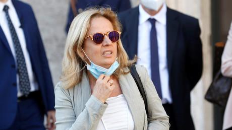 La ministre italienne de l'Intérieur, Luciana Lamorgese, le 12 juin 2020 à Rome, Italie (image d'illustration).