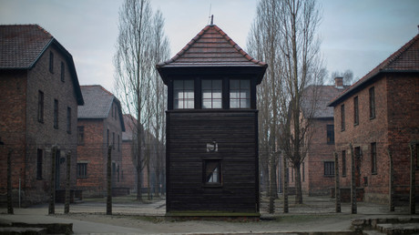 Le camp d'extermination nazi d'Auschwitz (image d'illustration).