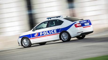 Une voiture de police à Nantes (image d'illustration).