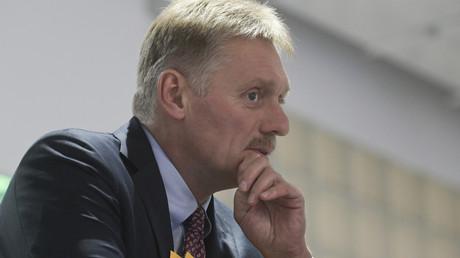 Le porte-parole du Kremlin, Dmitri Peskov (image d'illustration).