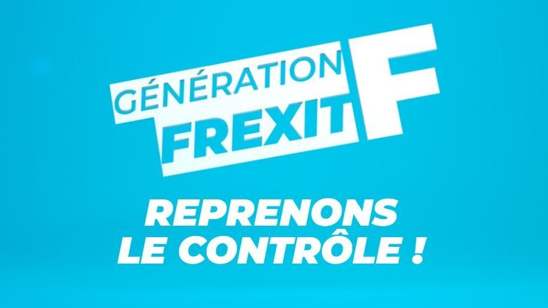 «Indépendance, relocalisation, démocratie» : Génération Frexit révèle ses ambitions pour la France