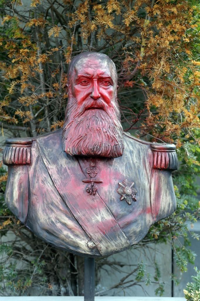 «BLM II» : un buste de Léopold II, ancien roi des Belges, de nouveau vandalisé près de Bruxelles