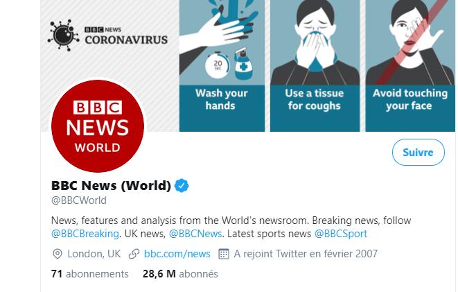 Twitter varéduire la portée des «entités médiatiques contrôlées par un Etat» – du moins certaines