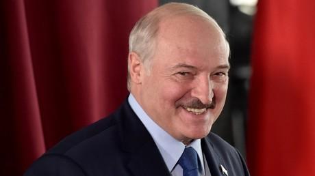 Le président biélorusse, Alexandre Loukachenko, à Minsk, le 9 août 2020, en Biélorussie (image d'illustration).