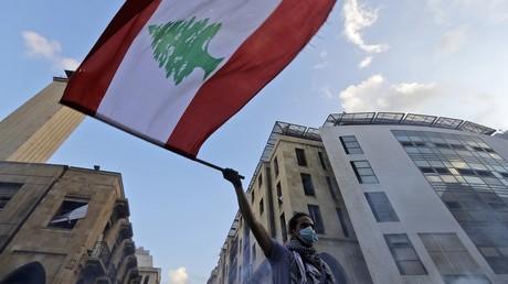 Manifestant libanais le 10 août (image d'illustration).