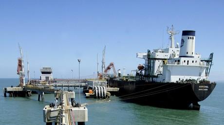 Un tanker au terminal de la raffinerie Jose au Venezuela (image d'illustration).