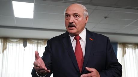 Le président biélorusse Alexandre Loukachenko, en novembre 2019 (image d'illustration).