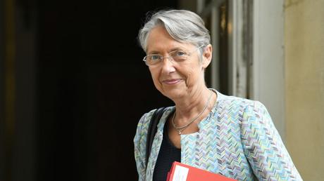 Elisabeth Borne en juillet 2020.