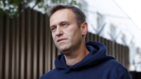 L'opposant russe Alexeï Navalny en août 2019 (image d'illustration).