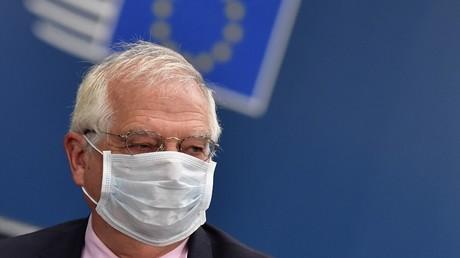 Josep Borrell en juillet à Bruxelles (image d'illustration).