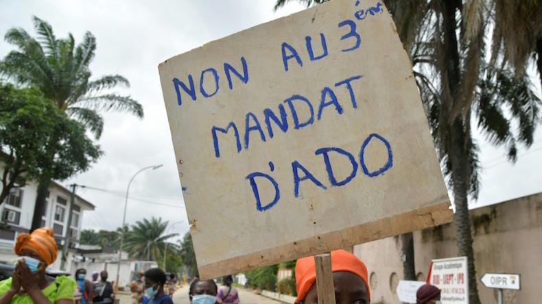 Présidentielle en Côte d'Ivoire : vers un scrutin sous haute tension ?