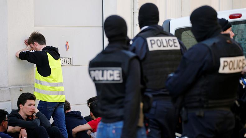 «Acharnement judiciaire» : Amnesty International dénonce le traitement des manifestants en France